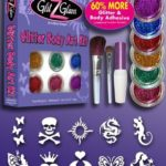 Glitter Tattoo Kit by GlitZGlam