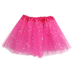Princess Costume / Fairy Costume 5-Piece Set - Hot Pink