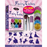 Fairy Tales Large Glitter Tattoo Kit