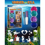 Under the Sea Glitter Tattoo Kit