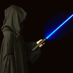 Galaxy Light Sword - 2 Pack - 2 Light Sabers - 3 colors in one