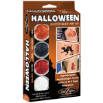 Halloween Glitter Tattoo Kit