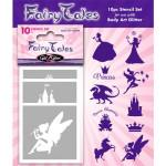 Fairy Tales-tattoo stencil set