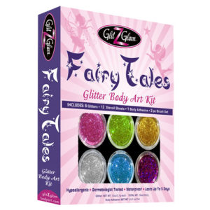 FairyTales glitter tattoo kit