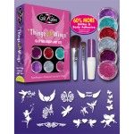 Glitter Tattoo Kit - Things with Wings
