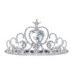 princess fairy tiara crown white