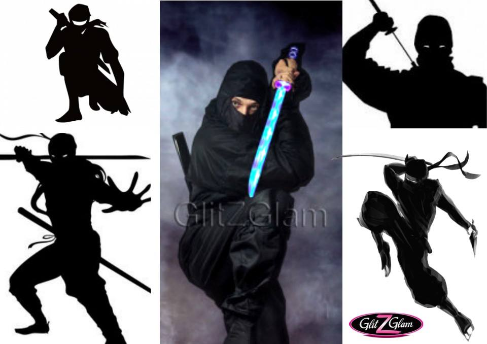 Get the coolest ninja gear for your chap this birthday!