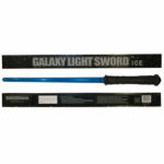 Galaxy ICE Light Sword – DELUXE BLUE light-up Saber Sword with an authentic power up and down